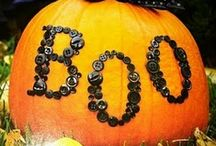 Boo! / by Mary Hannah Prevot