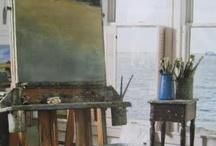 Dream art studio/gallery