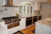 Kitchens / Kitchen renovations.  / by Kitchen & Countertop Center of New England