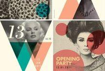 Graphic Design Inspiration / Killer graphic design.