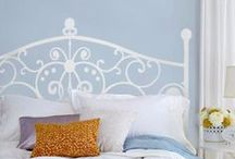 Bedroom / Inspiring the zzzz's with these beautifully crafted decals for your bedroom
