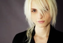 Andrej Pejic / This is to appreciate the astonishing beauty of Andrej Pejic, a beauty that redefines the meaning of androgyny. 