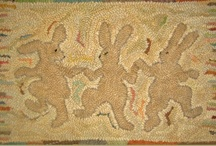 Rug Hooking - Lions & Tigers & Bears ..Oh My!