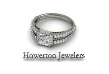 Howerton Jewelers / Custom designed jewelry.