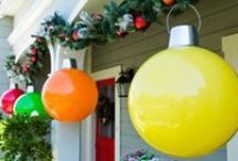 easy christmas craft and decorations / Simple ideas to make the most of the festive season. Includes other celebrations such as Easter and Halloween.