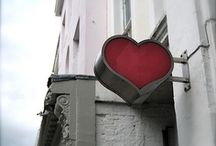 Hearts  / by Janet Lajoie