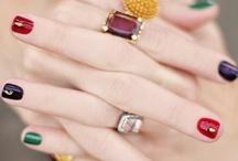 Nails Nails Nails!! / by Joyce Ramey