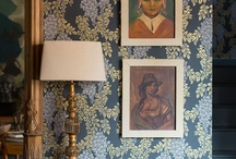 wallpapers and fabrics / by Jamie Swartsel