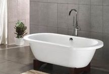 Baths / There's nothing like a long soak to relax and unwind after a hard working week; therefore here's our selection of bathing beauties. From freestanding to slipper, whirlpool to stone, corner baths to shower baths, we're sure you'll find your dream bathtub at Better Bathrooms.