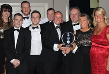 Awards / After months of nervously waiting our very own MD Colin Stevens was crowned Entrepreneur of the Year 2012 at the prestigious National Business Awards in London. Starting the business at just 21 simply taps on eBay from his bedroom in Wigan, Colin has lead Better Bathrooms to achieve nationwide success in just 11 years and become a major player in the highly competitive bathroom industry.