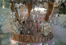 Paper Crowns,  Hats & Shoes