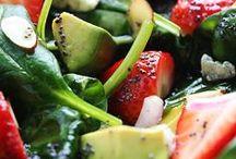 salads / by Janna O'Loughlin