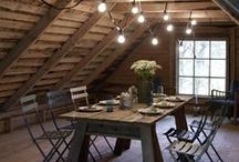 Beautiful Spaces / Interior design