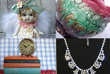 V2Team Treasuries / This in a fun new way to shop! Browse these collections of great vintage items by clicking on the photos that you find interesting. / by Blue Moon Attic