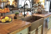 Decor~Kitchen and Pantry