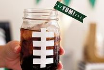 Superbowl Snackin' / Our favorite snacks and appetizers for the big game!