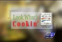 Look What's Cookin' / Delicious Meals and Recipes
