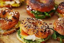 Bagels / love bagels