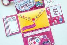 Envelopes & Cards / Sobres y Tarjetas