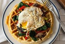 Holiday Brunch / One of the best parts about the holidays? Brunch, of course!