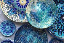 Decor~Tableware,Plates, Bowls...etc... / Plates, bowls, glassware, flatware...inspiration to set a beautiful table.