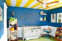 Nursery Ideas / by Beth Fish