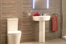 Modern Bathroom Suites / Better Bathrooms has a massive selection of modern bathroom suites available today at discounted prices: we've got the modern bathroom suite for you.