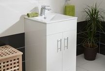 Basin Vanity Units / Bathroom vanity units can be a wonderful focal point for a bathroom. Every family member and guest who goes into the bathroom is likely to use the basin, even if they don't use the bath or the shower; a striking vanity unit should give them each a positive and lasting impression of the room's decor.