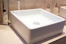 Under £50 Bathroom Sinks / A Mixture Of Fantastic Bathroom Basins That Wont Break The Bank! All Items Are Under £50 Which Means That You Can Transform Your Bathroom For A Fraction Of The Price!