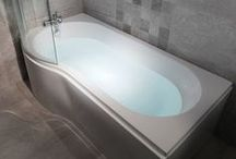 Shower Baths / If you're re-fitting your bathroom and find yourself a little short of space but simply can't choose between a shower enclosure and a bath, you might be wise to consider buying a shower bath.