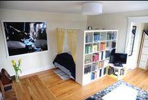 Mini Apartament / Mini Apartamento / Distribución y decoración de pequeños espacios