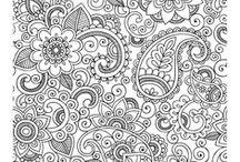Coloring Pages / Páginas para Colorear