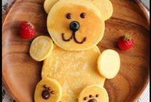 Fun food for kids / Comida Divertida