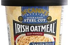 McCann's® Products / A beloved brand dating back more than 150 years, McCann's Irish Oatmeal® combines a rich tradition with a commitment to innovation. While remaining true to our roots, we understand that as times change, so do the needs of our customers. Innovation allows us to offer timeless McCann's® quality and the rich, wholesome oats with their unique, nutty taste in an ever-expanding array of new products. There is no processing, no additions, and nothing artificial.