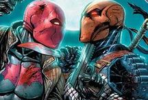Versus / Batman vs Superman, Spider-Man vs Venom, Deathstroke vs Red Hood, etc?   On this board you will find battles between characters of comics and movies