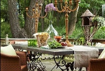 Outdoor Places and Gardens