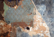 Worn surfaces/ Layers/ Palimpsests