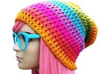 Crochet, Knit & Weave