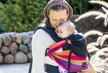 Baby Wearing Love
