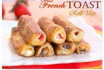 Treats and Truffles / by Cierra Pangrac