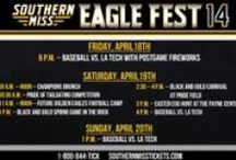 Contests, Promos, and More.. / by Southern Miss Athletics
