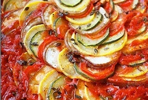 Vegetarian Dishes / Main dishes that are sans meat / by Sarah Gillman