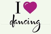"""Dancing / """"Dancing is like taking a a mini vacation from the stress of everyday life."""" - Ofelia de la Valette / by Amber Nicole"""