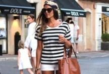 Horizontal Stripes- Lipstick Spin Blog