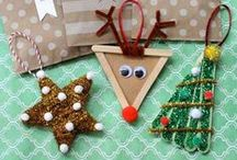 Christmas Crafts and Food Fun
