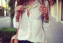 The White Shirt- Lipstick Spin Blog