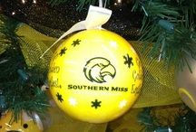 2012 Christmas Items / by Southern Miss Athletics
