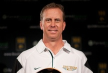 Welcome Coach Todd Monken / by Southern Miss Athletics
