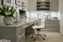 Home office / by Lisa Marchese Tancredi