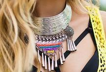 Accessory Necessities / Everything you need to amp up your outfits! / by A'GACI